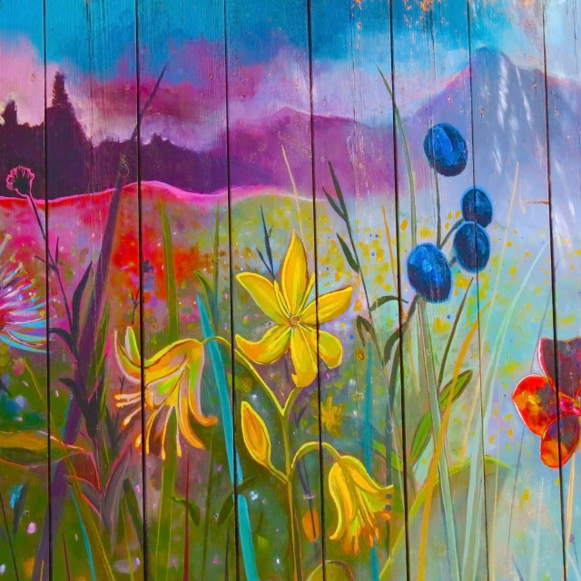 """Urban Graffiti"" stock image"