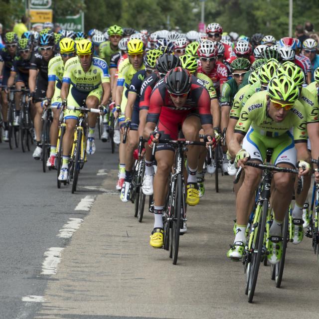 """""""Le Tour de France"""" stock image"""