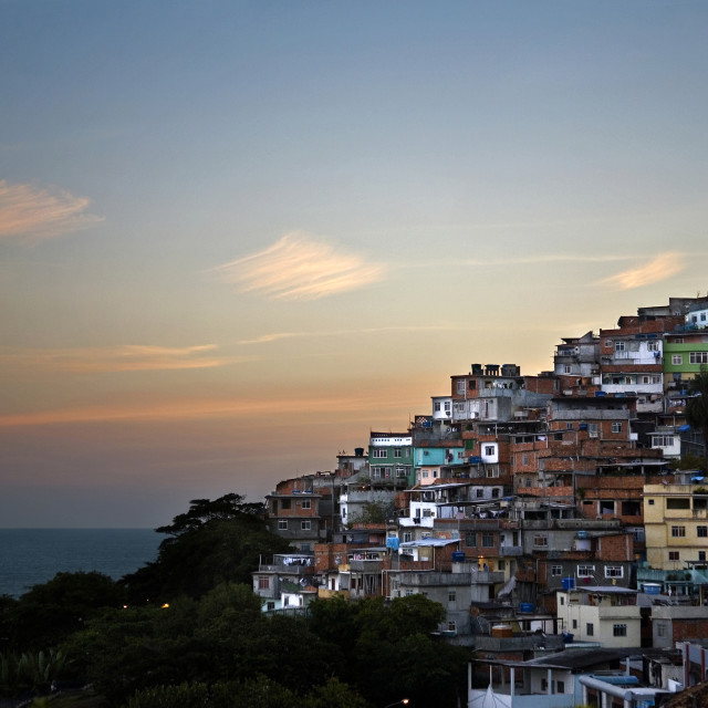 """Vidigal"" stock image"