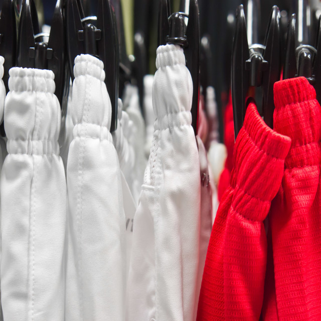 """""""Shorts"""" stock image"""