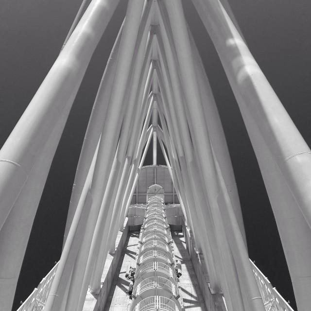 """Vasco da Gama Tower"" stock image"