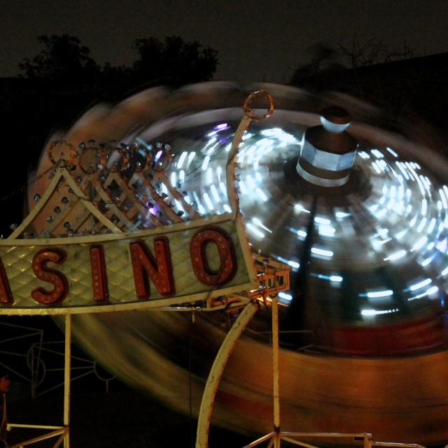 """Casino"" stock image"
