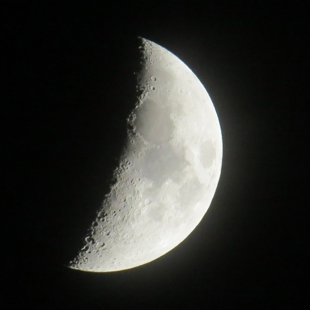 """""""Dark Side of the Moon"""" stock image"""