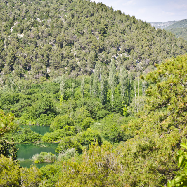 """""""Krka National Park"""" stock image"""