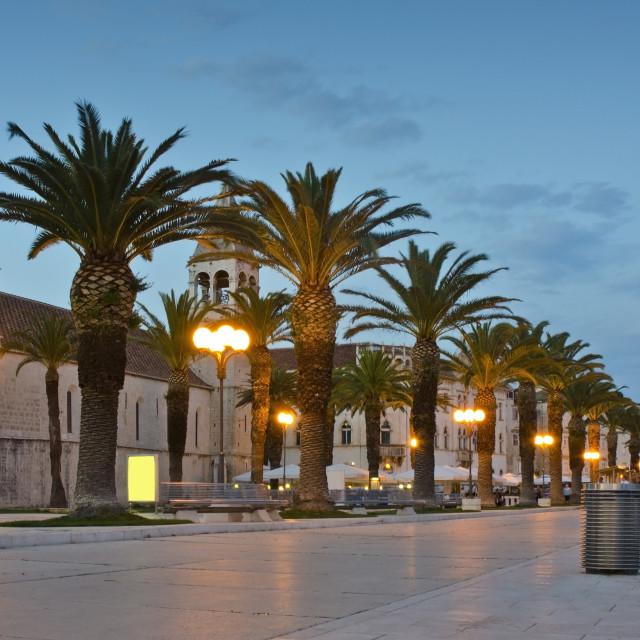 """""""Trogir, Croatia"""" stock image"""