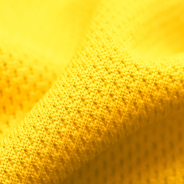 """Yellow polyester"" stock image"