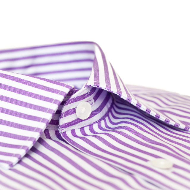 """Shirt collar"" stock image"