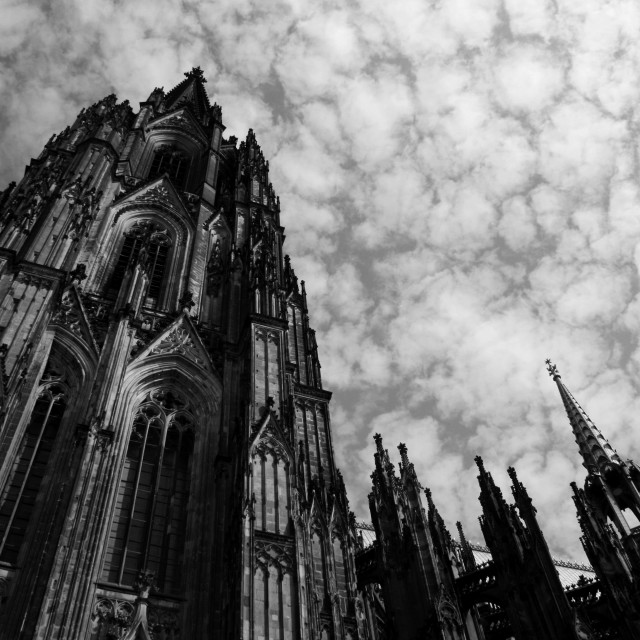 """""""Cathedral"""" stock image"""