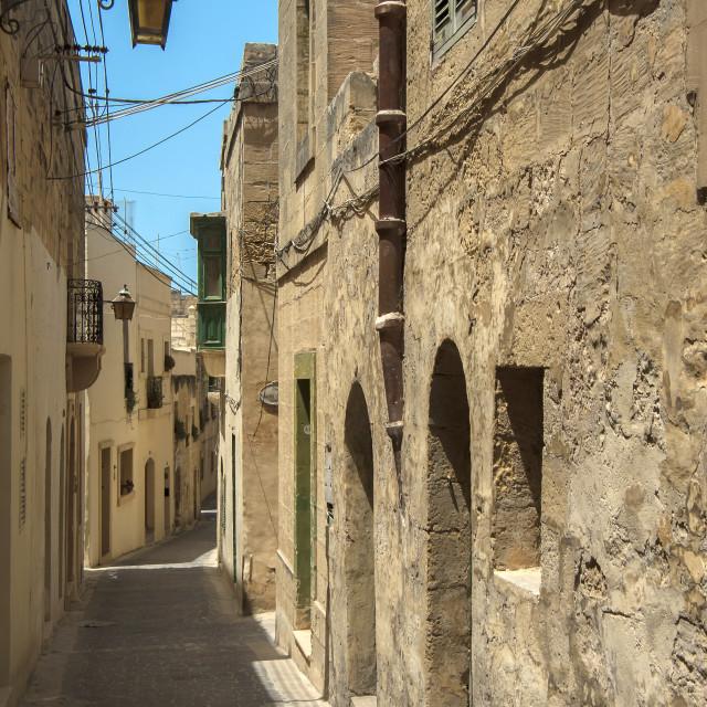 """Malta, Gozo"" stock image"