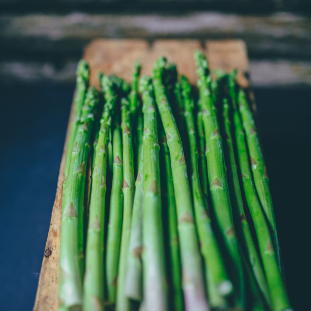 """Asparagus"" stock image"