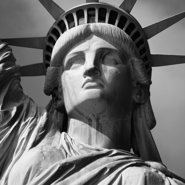 """Statue of Liberty, NYC, USA"" stock image"