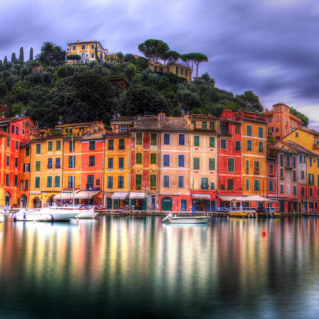 """Portofino"" stock image"