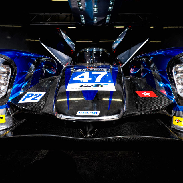"""24 Hours of Le Mans"" stock image"