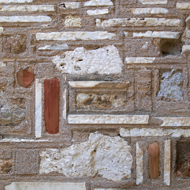 """ornated wall detail close-up"" stock image"