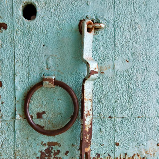 """""""Door Detail"""" stock image"""