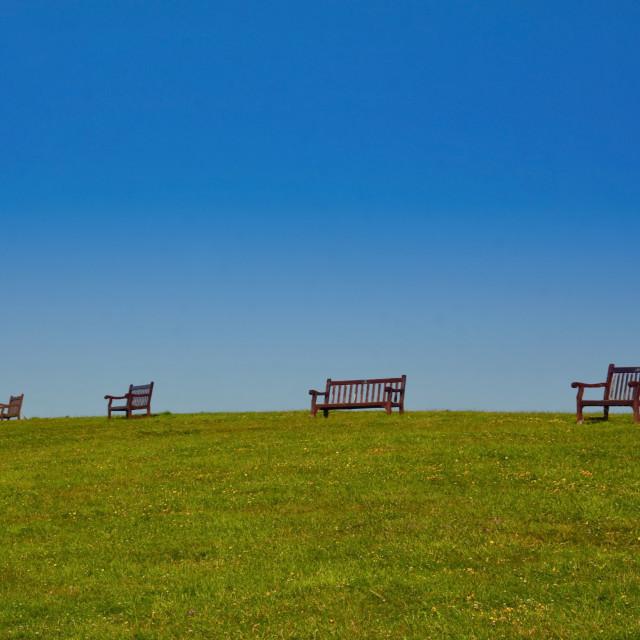 """""""Empty seats"""" stock image"""