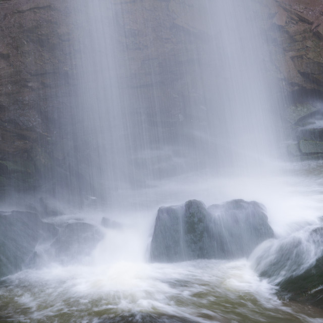 """""""websters falls"""" stock image"""