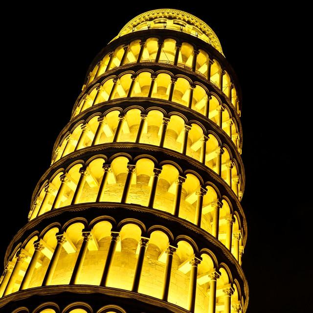 """""""torre di pisa"""" stock image"""