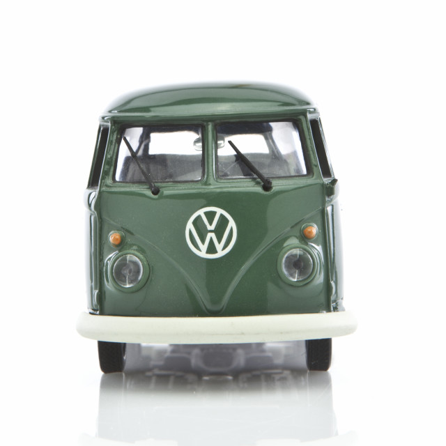 """VW Van"" stock image"