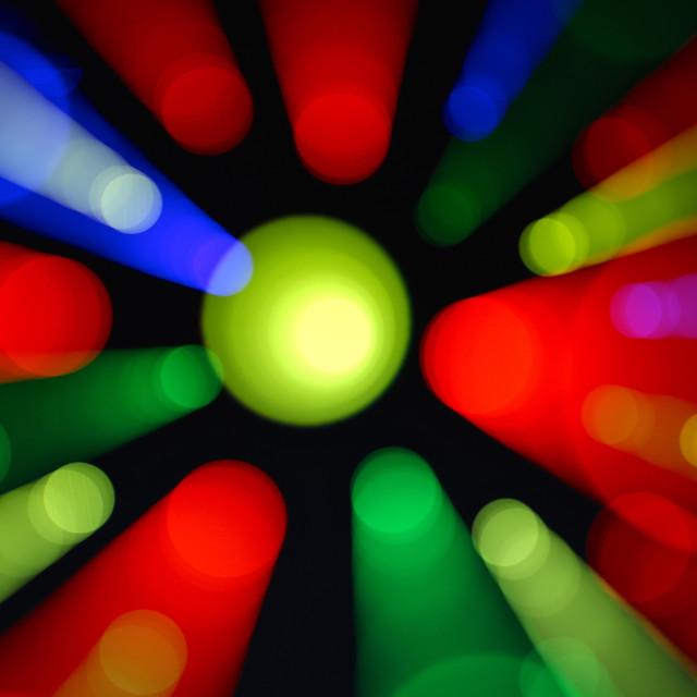 """Blurred Light"" stock image"