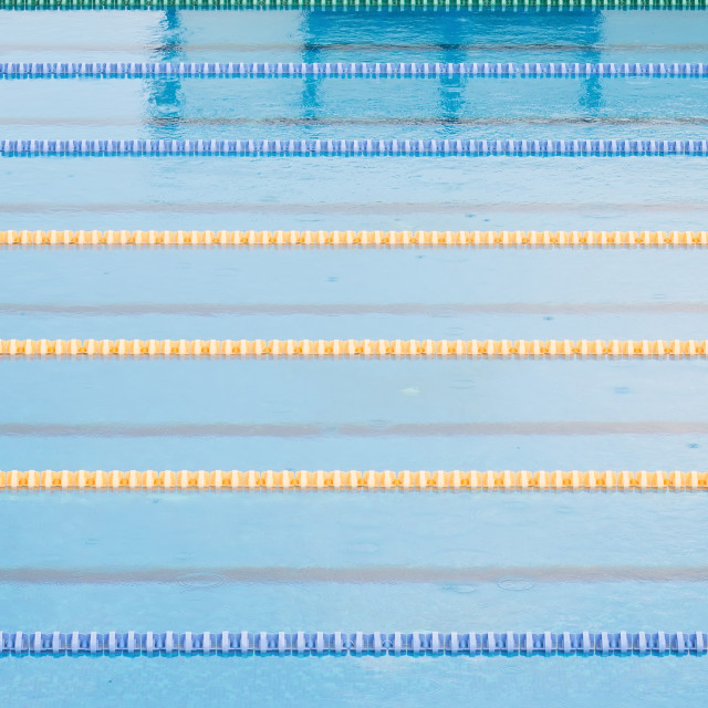 """Sport swimming pool"" stock image"