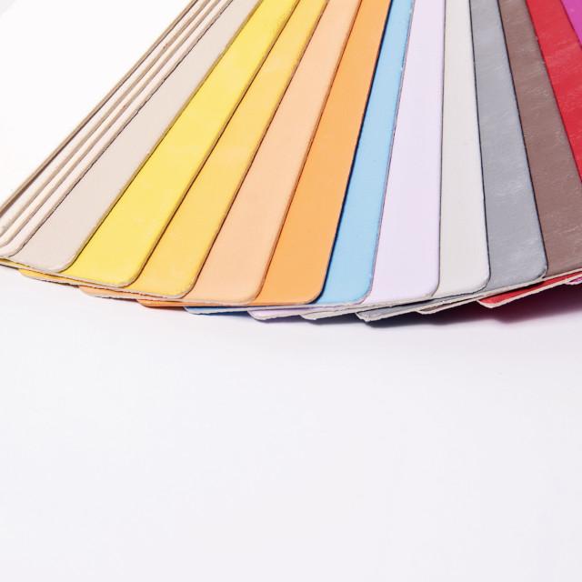 """Color Palette"" stock image"