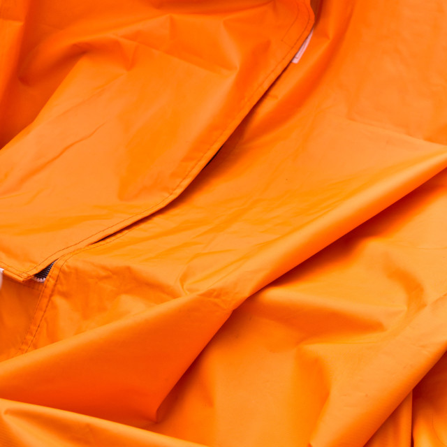 """Orange material"" stock image"