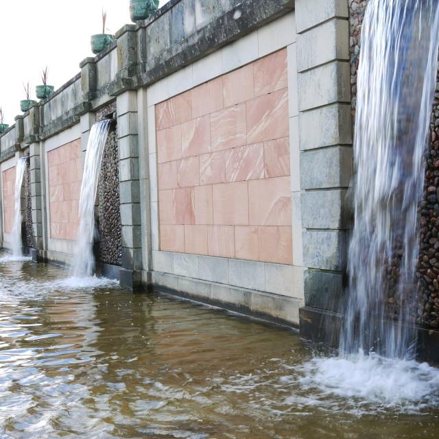 """Royal water"" stock image"