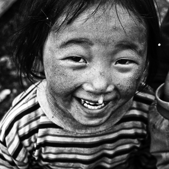 """smile girl"" stock image"