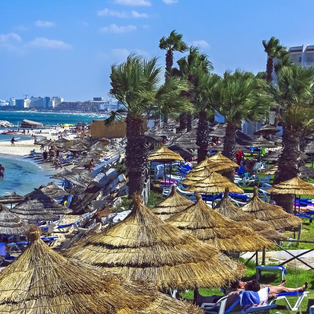 """""""Tunisia, Sousse"""" stock image"""