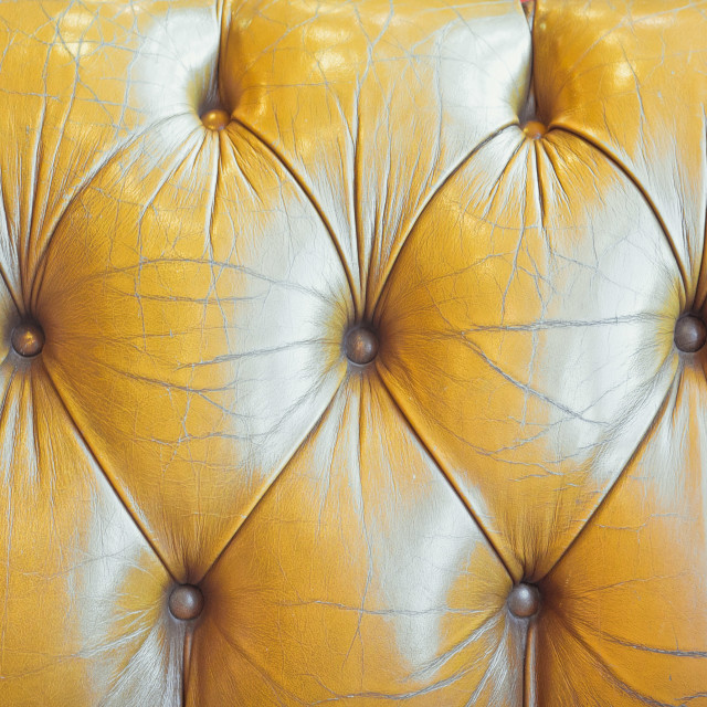 """""""Leather upholstery"""" stock image"""