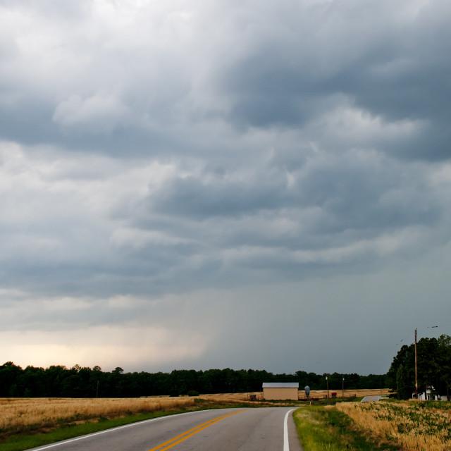 """""""Thunder Storm"""" stock image"""