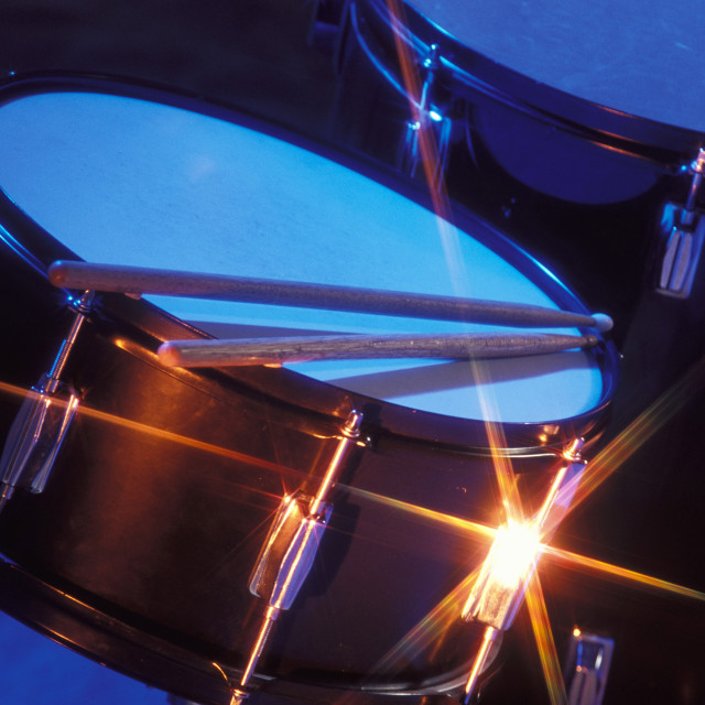"""""""Drums"""" stock image"""