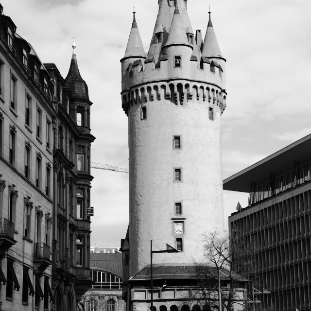 """Eschenheimer Turm"" stock image"