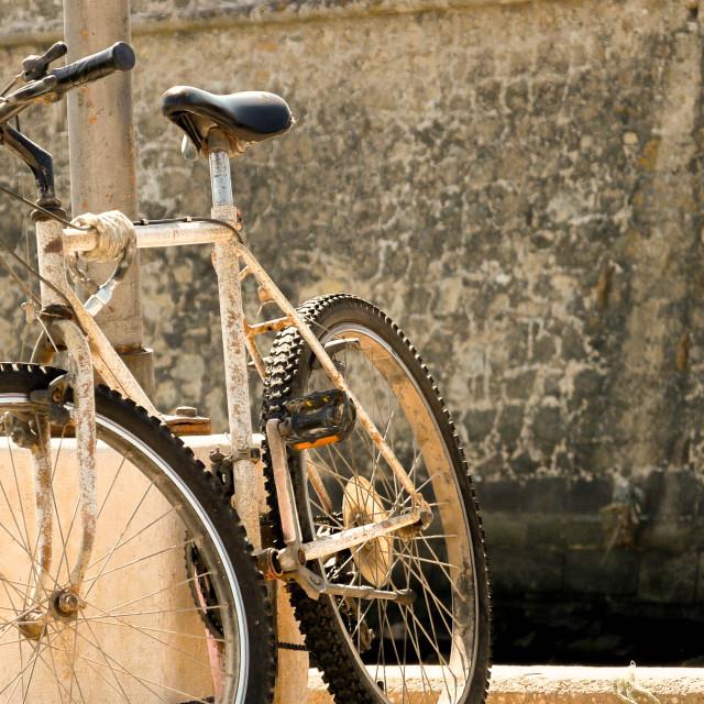 """Summer Ride"" stock image"