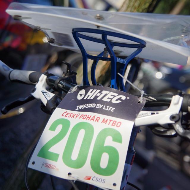 """""""Cycle race 1"""" stock image"""