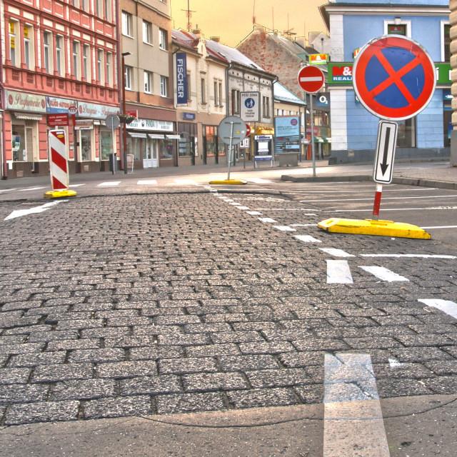 """Street"" stock image"