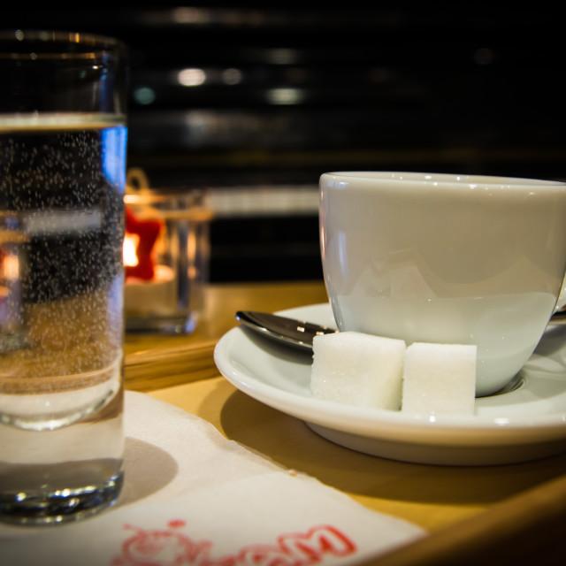"""Coffee 2"" stock image"