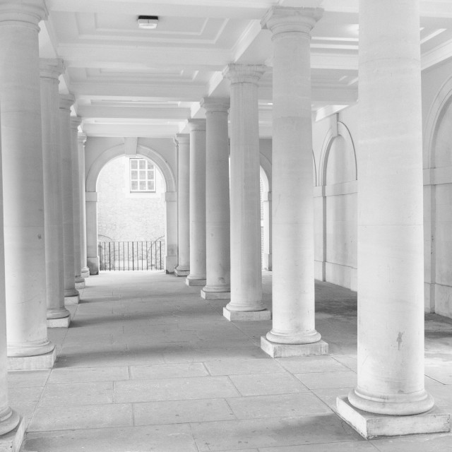 """""""Inner Temple, City of London"""" stock image"""