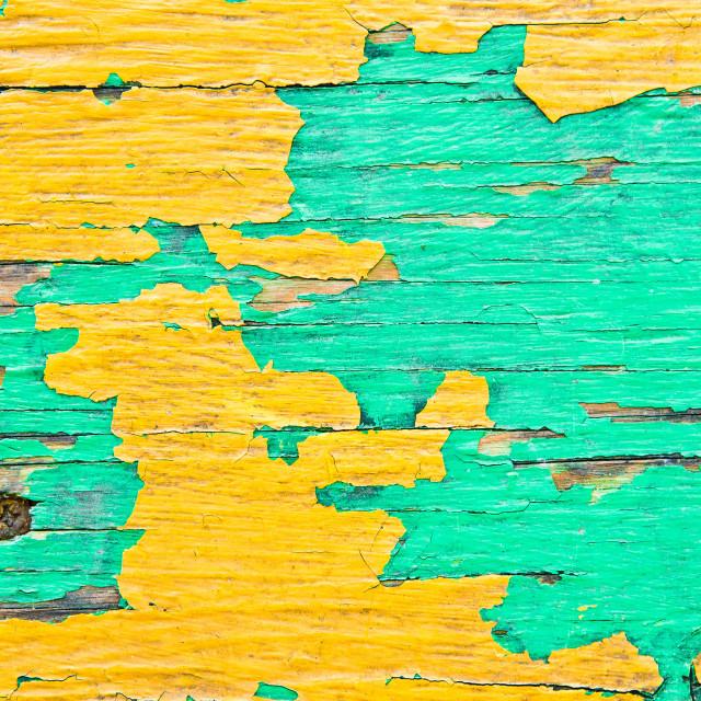 """Weathered wood"" stock image"