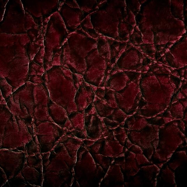 """Dark creased leather texture"" stock image"