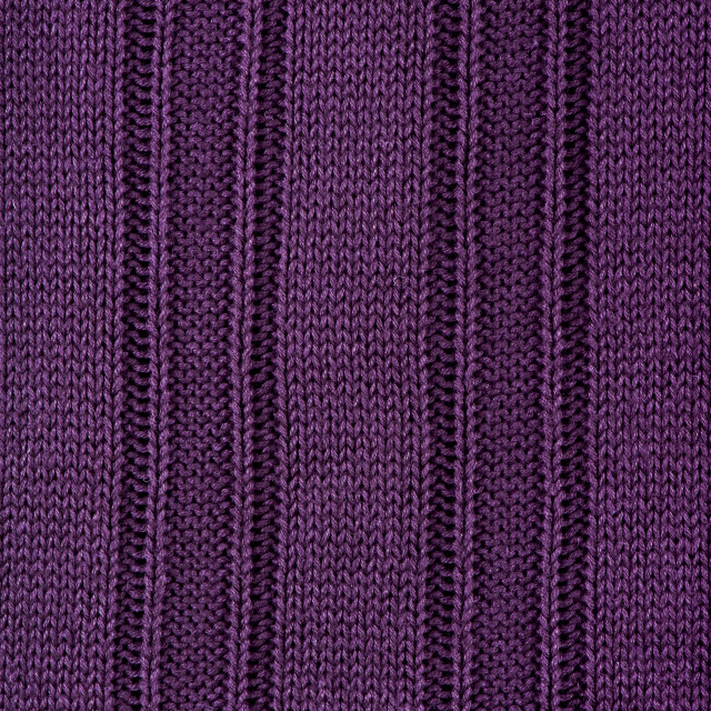 """Purple striped sweater cloth"" stock image"