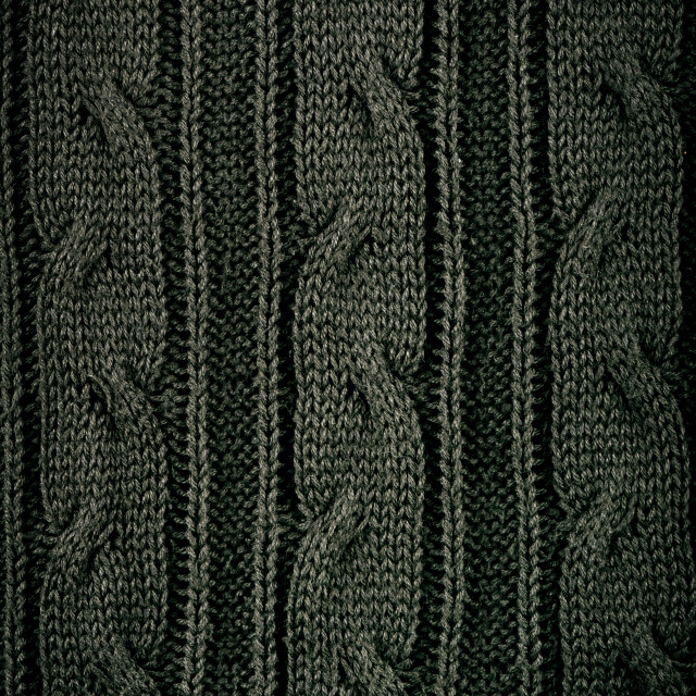 """Green plait sweater cloth texture"" stock image"
