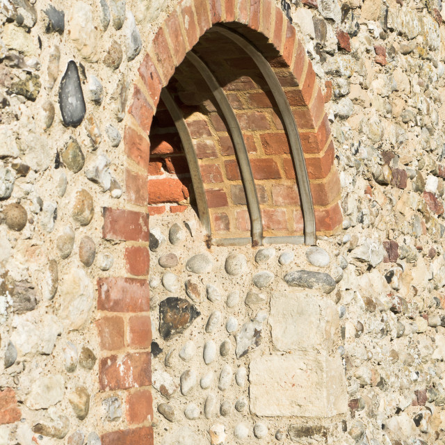 """""""Medieval arch"""" stock image"""