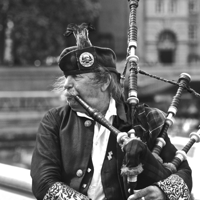 """""""bagpipes"""" stock image"""