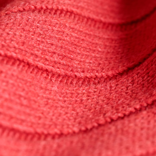 """Red wool"" stock image"