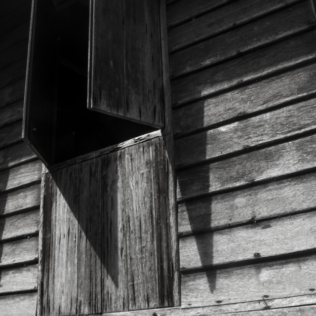 """""""Wooden House"""" stock image"""