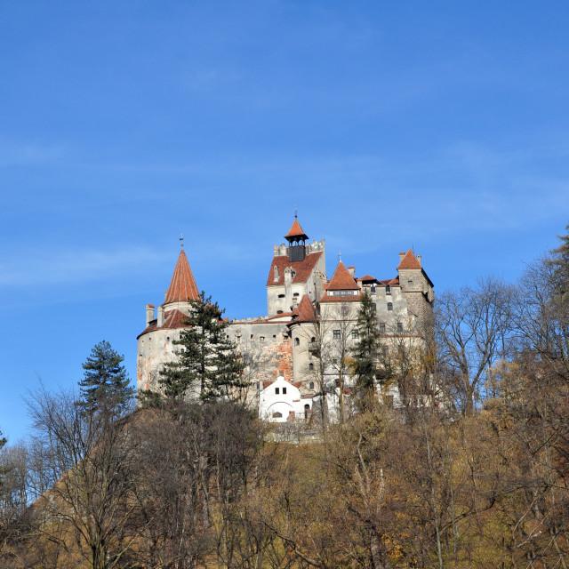 """dracula castle"" stock image"
