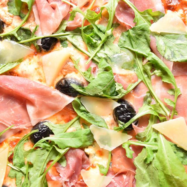 """pizza background"" stock image"