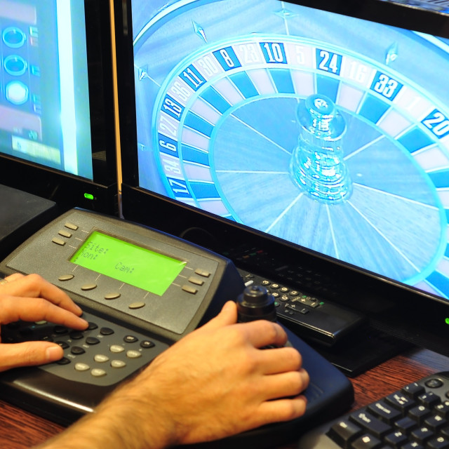 """casino surveillance"" stock image"